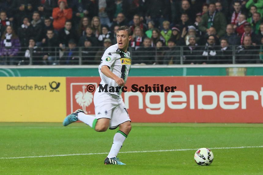 Max Kruse (Gladbach) - Eintracht Frankfurt vs. Borussia Mönchengladbach, DFB-Pokal 2. Runde, Commerzbank Arena