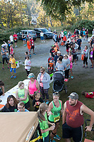 The 2017 Barnesville Pumpkin Festival 5K walk/run, Barnesville, OhioSeptember 23, 2017.