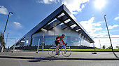 The Commonwealth Arena and Sir Chris Hoy Velodrome - Glasgow - picture by Donald MacLeod - 09.8.12 - 07702 319 738 - clanmacleod@btinternet.com - www.donald-macleod.com