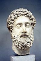 Greelk Art:  Commodus, Rome.  British Museum.  Photo '90.