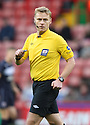 Referee Michael Jones.  Sheffield United v Stevenage - npower League 1 -  Bramall Lane, Sheffield - 17th November, 2012. © Kevin Coleman 2012