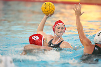2 February 2007: Kira Hillman during Stanford's 10-6 win over Hawaii at the Avery Aquatic Center in Stanford, CA.