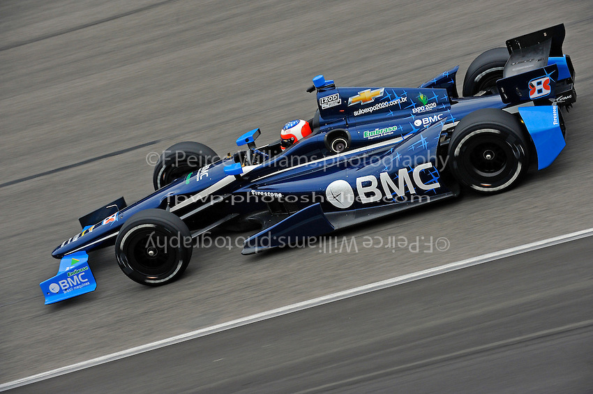 Rubens Barrichello (#8)