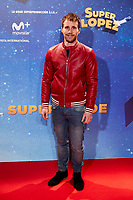 Bernabe Fernandez attends to Super Lopez premiere at Capitol cinema in Madrid, Spain. November 21, 2018. (ALTERPHOTOS/A. Perez Meca) /NortePhoto NORTEPHOTOMEXICO