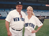 Paul Sorvino ,Marla Maples 1992<br /> Photo to By John Barrett/PHOTOlink/MediaPunch
