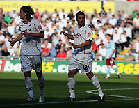 Pictured: Gorka Pintado of Swansea City<br /> Coca Cola Championship, Swansea City FC v Burnley at the Liberty Stadium, Swansea. Saturday 20 September 2008.