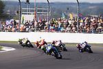 VALENTINO ROSSI - ITALIAN - MOVISTAR YAMAHA MotoGP - YAMAHA<br /> MAVERICK VINALES - SPANISH - MOVISTAR YAMAHA MotoGP - YAMAHA<br /> ANDREA DOVIZIOSO - ITALIAN - DUCATI TEAM - DUCATI<br /> MARC MARQUEZ - SPANISH - REPSOL HONDA TEAM - HONDA<br /> CAL CRUTCHLOW - BRITISH - LCR HONDA - HONDA