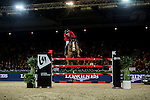 Hans-Dieter Dreher of Germany riding Callisto in action during the Laiterie De Montaigu Trophy as part of the Longines Hong Kong Masters on 14 February 2015, at the Asia World Expo, outskirts Hong Kong, China. Photo by Victor Fraile / Power Sport Images