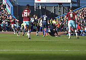 02/05/16 Sky Bet League Championship  Burnley v QPR<br /> Scott Arfield shoots wide