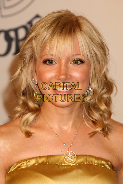 COURTNEY PELDON.17th Annual Carousel of Hope Ball at the Beverly Hilton Hotel, Beverly Hills, California, USA..October 28th, 2006.Ref: ADM/BP.headshot portrait.www.capitalpictures.com.sales@capitalpictures.com.©Byron Purvis/AdMedia/Capital Pictures.