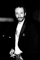 Montreal (qc) CANADA - file Photo - 1990 - <br /> <br /> <br />  - Premiere of LE PARTY, directed by Quebec film maker Pierre Falardeau (in photo)