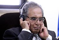 Roma, 26 Giugno 2017<br /> Bassam Abu Sharif in Commissione parlamentare di inchiesta sul rapimento e sulla morte di Aldo Moro