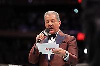 NOVA YORK, EUA, 02.11.2019 - UFC-NOVA YORK - Bruce Anthony Buffer durante o UFC 244 no Madison Square Garden na cidade de Nova York neste sábado, 02. (Foto: Vanessa Carvalho/Brazil Photo Press)