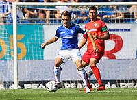Marvin Mehlem (SV Darmstadt 98) - 05.08.2018: SV Darmstadt 98 vs. SC Paderborn 07, Stadion am Boellenfalltor, 1. Spieltag 2. Bundesliga<br /> <br /> DISCLAIMER: <br /> DFL regulations prohibit any use of photographs as image sequences and/or quasi-video.