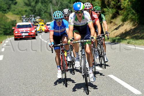 22.07.2014. Carcassonne to Bagnères-de-Luchon, France. Tour de France cycling championship, stage 16.   KEUKELEIRE Jens (BEL - ORICA GreenEDGE)