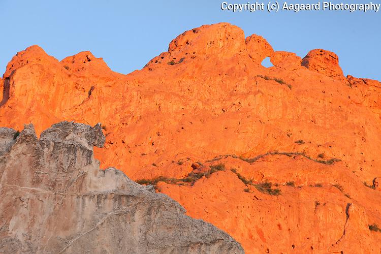 Sunrise, Garden of the Gods, Colorado Springs