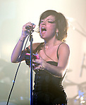 """Lily Allen performed live for night 2 of the """"It's Not Me,It's You"""" tour at The Wiltern Theatre in Los Angeles, California on April 02,2009                                                                     Copyright 2009 Debbie VanStory/RockinExposures"""