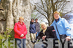 BRANCHING OUT: Members of Listowel Tidy Towns Committee who are planning a major survey of the tree population in the area, l-r: Julie Gleeson, John Corridan, Cllr Jimmy Moloney, Cllr Jackie Barrett, Mary Hanlon.