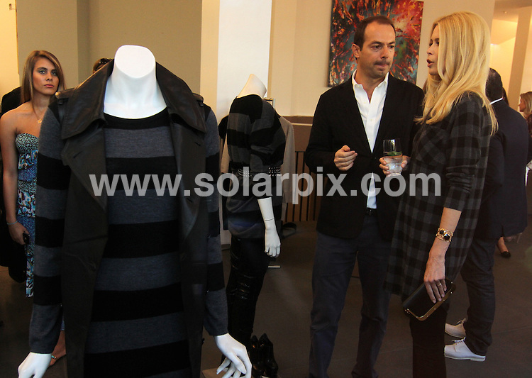 **ALL ROUND PICTURES FROM SOLARPIX.COM**                                             **UK AND SPAIN SYNDICATION RIGHTS ONLY**                                                                                  Caption:  Claudia Schiffer at the presentation of her new  fashion collection c.s.-collection at The Corner in Berlin Germany                                                                             This pic: Claudia Schiffer                                                                                             JOB REF: 13718       CPR       DATE: 14.07.2011                                                           **MUST CREDIT SOLARPIX.COM OR DOUBLE FEE WILL BE CHARGED**                                                                      **MUST AGREE FEE BEFORE ONLINE USAGE**                               **CALL US ON: +34 952 811 768 or LOW RATE FROM UK 0844 617 7637**
