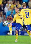 Niclas Alexandersson at Euro 2008 Greece-Sweden 06102008, Salzburg, Austria