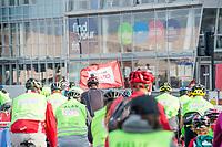 Picture by Allan McKenzie/SWpix.com - 24/09/2017 - Cycling - HSBC UK City Ride Liverpool - Albert Dock, Liverpool, England -