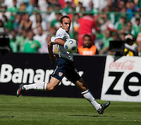 Landon Donovan. USA Men's National Team loses to Mexico 2-1, August 12, 2009 at Estadio Azteca, Mexico City, Mexico. .   .