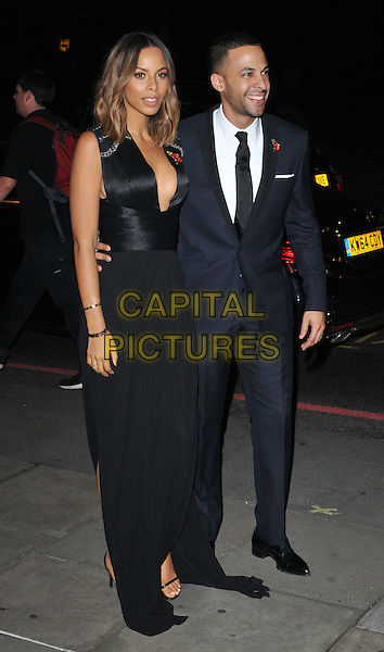 Rochelle Humes &amp; Marvin Humes attend the Music Industry Trusts Award 2015, Grosvenor House Hotel, Park Lane, London, England, UK, on Monday 02 November 2015. <br /> CAP/CAN<br /> &copy;Can Nguyen/Capital Pictures