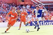 1999-08-02 Blackpool v Blackburn Rovers PSF