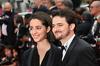A.B. Shawky &amp; Elisabeth Shawky-Arneitz at the gala screening for &quot;Yomeddine&quot; at the 71st Festival de Cannes, Cannes, France 09 May 2018<br /> Picture: Paul Smith/Featureflash/SilverHub 0208 004 5359 sales@silverhubmedia.com
