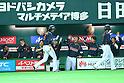 Japan team group, .FEBRUARY 28, 2013 - WBC : .2013 World Baseball Classic .Exhibithion Game .between Tokyo Yomiuri Giants 1-6 Japan .at Yafuoku Dome, Fukuoka, Japan. .(Photo by YUTAKA/AFLO SPORT)
