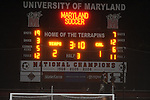 Maryland Terrapins play the Cal Bears on September 6, 2009.(Greg Fiume)