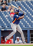 27 February 2019: Houston Astros outfielder Yordan Alvarez in pre-season action against the Washington Nationals at the Ballpark of the Palm Beaches in West Palm Beach, Florida. The Nationals defeated the Astros 14-8 in their Spring Training Grapefruit League matchup. Mandatory Credit: Ed Wolfstein Photo *** RAW (NEF) Image File Available ***