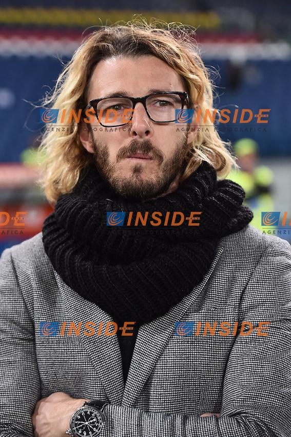 Roma 28-10-2016 Stadio Olimpico - Supercoppa Primavera . Young League Supercup / AS Roma - Inter / foto Antonello Sammarco/Image Sport/Insidefoto<br /> nella foto: Federico Balzaretti
