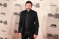 "Antonio de la Torre during the premiere of the film ""Tarde para la Ira"" in Madrid. September 08, 2016. (ALTERPHOTOS/Rodrigo Jimenez) /NORTEPHOTO.COM"