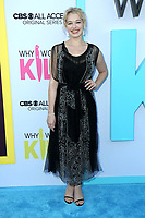 """LOS ANGELES - AUG 7:  Sadie Calvano at the """"Why Women Kill"""" Premiere at the Wallis Annenberg Center on August 7, 2019 in Beverly Hills, CA"""