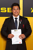 Boys Water Polo winner Tyler Vao from Rangitoto College. ASB College Sport Young Sportsperson of the Year Awards held at Eden Park, Auckland, on November 24th 2011.
