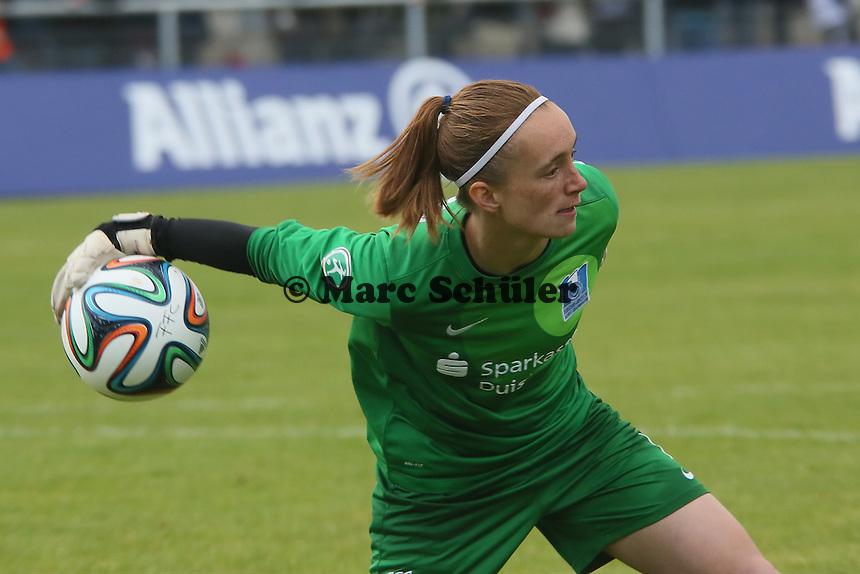 Meike Kämper (FFC)  - 1. FFC Frankfurt vs. MSV Duisburg
