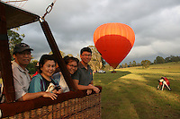 20131216 December 16 Hot Air Balloon Gold Coast