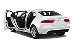 Car images close up view of a 2019 Jaguar XE  Base 4 Door Sedan doors