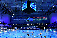 General view of the venue <br /> Budapest 11/01/2020 Duna Arena <br /> Photo Andrea Staccioli / Insidefoto / Deepbluemedia