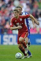 Fussball Bundesliga Saison 2011/2012 9. Spieltag FC Bayern Muenchen - Hertha BSC Berlin Toni KROOS (FCB).
