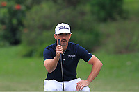 Wade Ormsby (AUS) on the 15th green during Round 3 of the UBS Hong Kong Open, at Hong Kong golf club, Fanling, Hong Kong. 25/11/2017<br /> Picture: Golffile | Thos Caffrey<br /> <br /> <br /> All photo usage must carry mandatory copyright credit     (&copy; Golffile | Thos Caffrey)