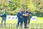 Kilconly Bainisteoir Breffny Morgan at the Celebrity Banisteoir match in Castleisland on Saturday