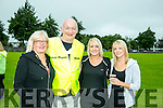 l-r  Joan Wrenn, Jimmy Wrenn, Katie Moate and Laura Mooney at the Jamie Wrenn Walk to Castlegregory in aid of Recovery Haven on Saturday