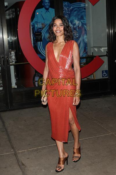 NEW YORK, NY - NOVEMBER 10: Freida Pinto attends the 2014 Glamour Women Of The Year Awards at Carnegie Hall on November 10, 2014 in New York City. <br /> CAP/MPI/MPI99<br /> &copy;MPI99/MPI/Capital Pictures
