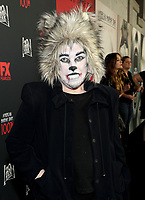 """LOS ANGELES - OCTOBER 26: Kathy Bates attends the red carpet event to celebrate 100 episodes of FX's """"American Horror Story"""" at Hollywood Forever Cemetery on October 26, 2019 in Los Angeles, California. (Photo by John Salangsang/FX/PictureGroup)"""
