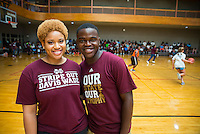 MSU Dawg Daze 2016: Battle of the Sexes at the Sanderson.<br />  (photo by Sarah Dutton / &copy; Mississippi State University)