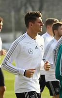 Mario Gomez (Deutschland Germany) - 25.03.2018: Training der Deutschen Nationalmannschaft, Olympiastadion Berlin