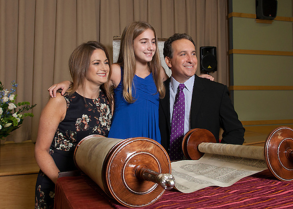 Hayden Gottlieb Rosenfeld's Bat Mitzvah October 3, 2015