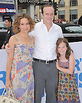 Jennifer Grey.Clark Gregg and daughter at Twentieth Century Fox's L.A. Premiere of Mr. Popper's Penguins held at The Grauman's Chinese Theatre in Hollywood, California on June 12,2011                                                                               © 2010 Hollywood Press Agency